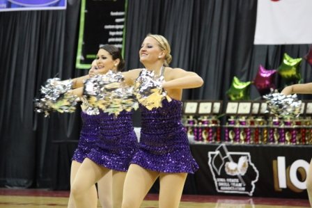25th ISDTA Dance Competition Photo