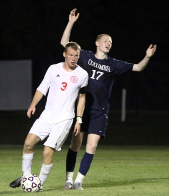 5th Men's Soccer vs. Columbia College Photo