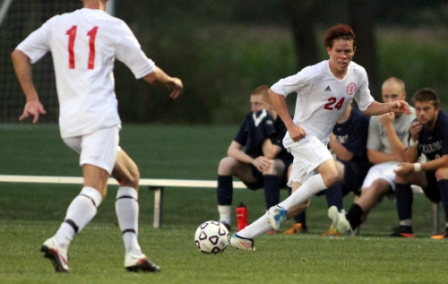 6th Men's Soccer vs. Columbia College Photo