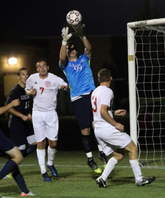7th Men's Soccer vs. Columbia College Photo
