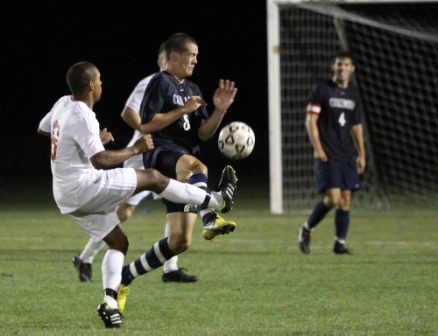 8th Men's Soccer vs. Columbia College Photo