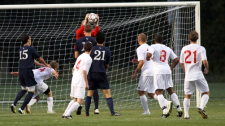 10th Men's Soccer vs. Columbia College Photo