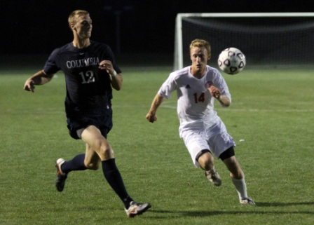 11th Men's Soccer vs. Columbia College Photo