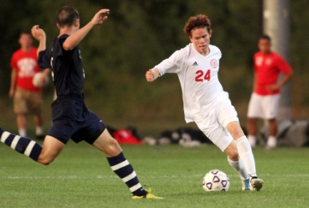 12th Men's Soccer vs. Columbia College Photo