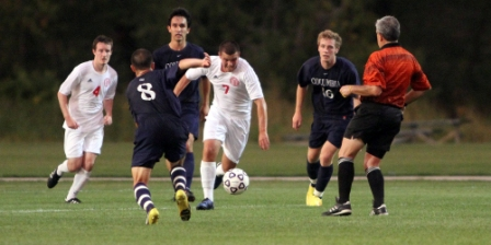 18th Men's Soccer vs. Columbia College Photo