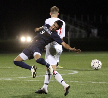 20th Men's Soccer vs. Columbia College Photo