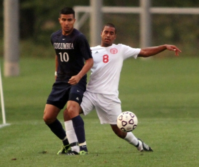 22nd Men's Soccer vs. Columbia College Photo