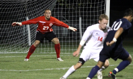 25th Men's Soccer vs. Columbia College Photo