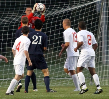 27th Men's Soccer vs. Columbia College Photo