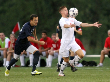29th Men's Soccer vs. Columbia College Photo