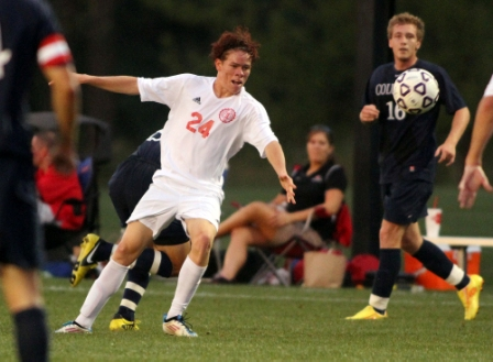31st Men's Soccer vs. Columbia College Photo