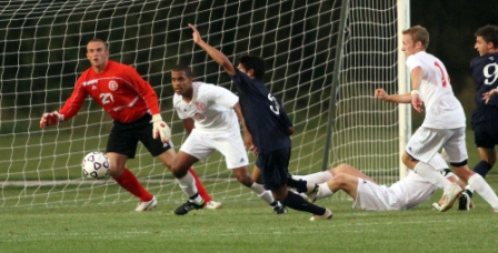 32nd Men's Soccer vs. Columbia College Photo