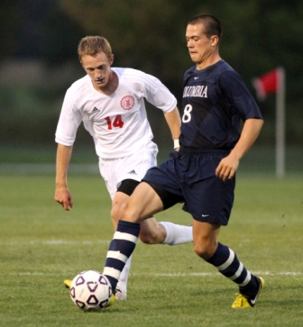 33rd Men's Soccer vs. Columbia College Photo