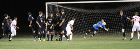 36th Men's Soccer vs. Columbia College Photo