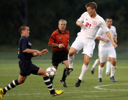 37th Men's Soccer vs. Columbia College Photo