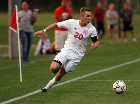 40th Men's Soccer vs. Columbia College Photo