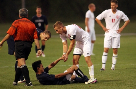 42nd Men's Soccer vs. Columbia College Photo