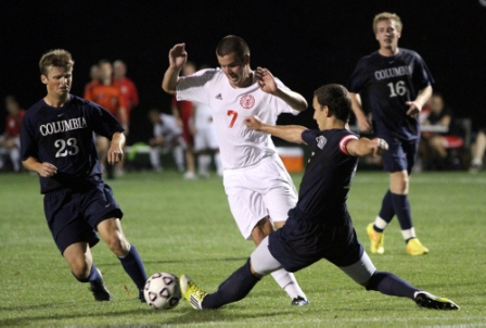 43rd Men's Soccer vs. Columbia College Photo