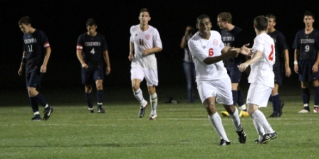 47th Men's Soccer vs. Columbia College Photo