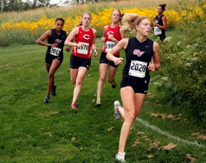 7th Women's Cross Country at Central Invitational Photo