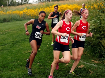8th Women's Cross Country at Central Invitational Photo