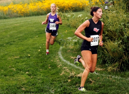 9th Women's Cross Country at Central Invitational Photo
