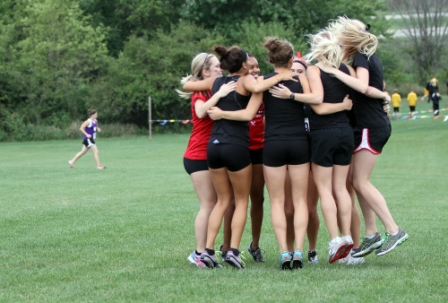 12th Women's Cross Country at Central Invitational Photo
