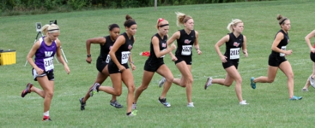 14th Women's Cross Country at Central Invitational Photo