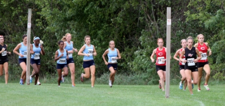 16th Women's Cross Country at Central Invitational Photo