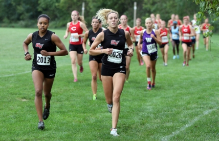 20th Women's Cross Country at Central Invitational Photo