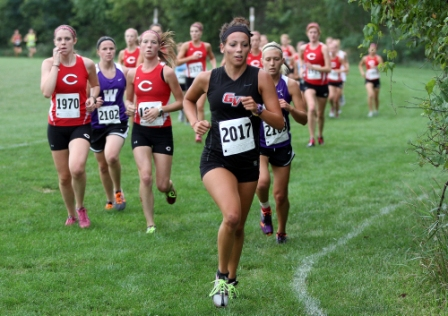 22nd Women's Cross Country at Central Invitational Photo