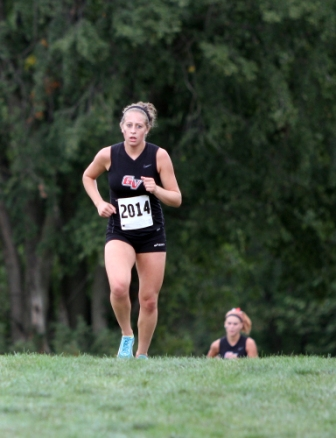 24th Women's Cross Country at Central Invitational Photo