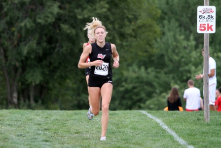 26th Women's Cross Country at Central Invitational Photo