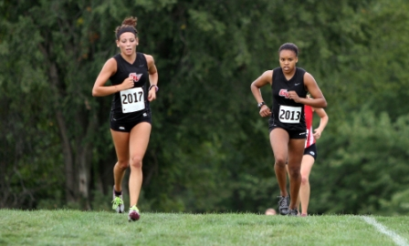 28th Women's Cross Country at Central Invitational Photo