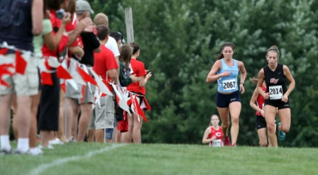 29th Women's Cross Country at Central Invitational Photo