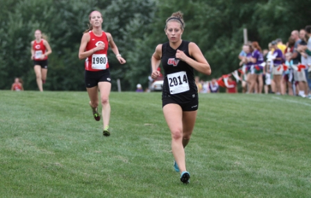 30th Women's Cross Country at Central Invitational Photo