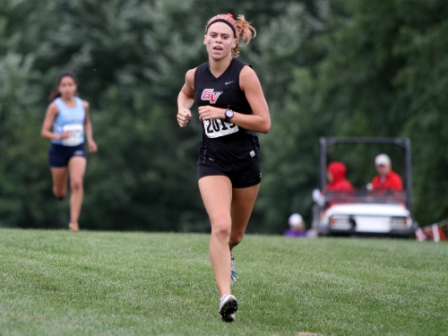 32nd Women's Cross Country at Central Invitational Photo