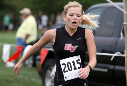 36th Women's Cross Country at Central Invitational Photo