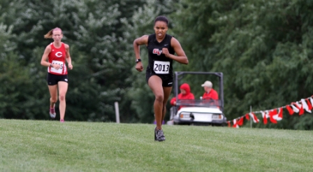 38th Women's Cross Country at Central Invitational Photo