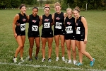 1st Women's Cross Country at Central Invitational Photo