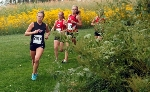 2nd Women's Cross Country at Central Invitational Photo