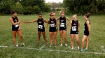4th Women's Cross Country at Central Invitational Photo