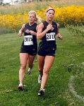 6th Women's Cross Country at Central Invitational Photo
