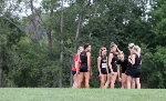 11th Women's Cross Country at Central Invitational Photo