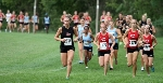 17th Women's Cross Country at Central Invitational Photo