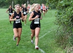 19th Women's Cross Country at Central Invitational Photo