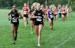 21st Women's Cross Country at Central Invitational Photo