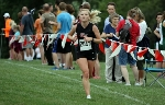 35th Women's Cross Country at Central Invitational Photo