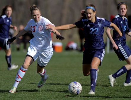 3rd Women's Soccer vs. St. Ambrose (cont.) Photo