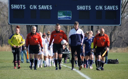 10th Women's Soccer vs. St. Ambrose (cont.) Photo